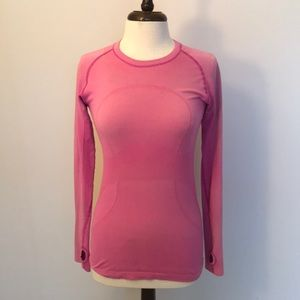 lululemon athletica Tops - Lululemon swiftly long sleeve top